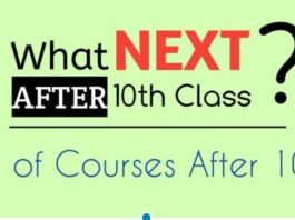 Courses after 10th India